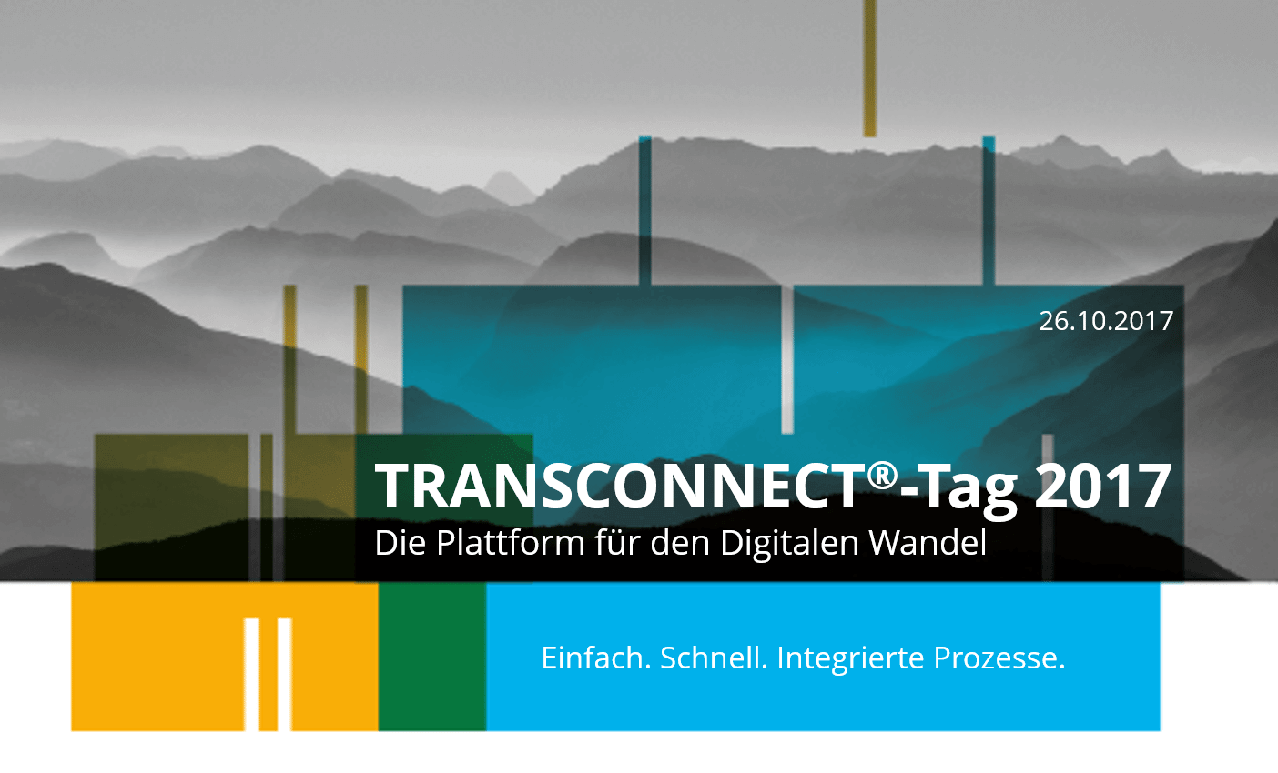 TRANSCONNECT®-TAG AM 26.10.2017 in Dresden